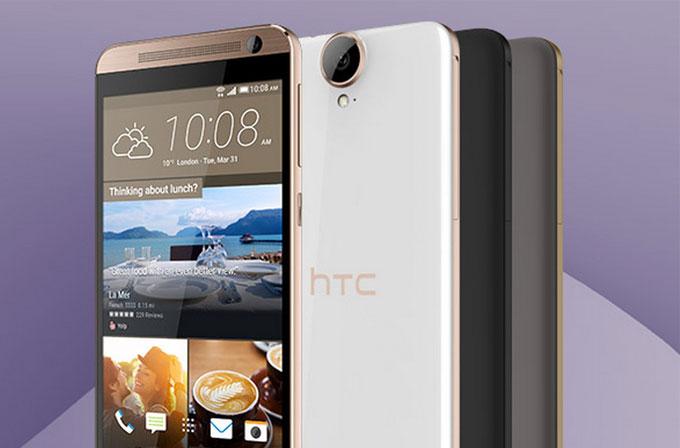 HTC One E9+ resmi olarak duyuruldu