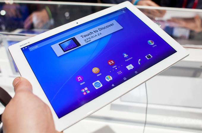 Video: Sony Xperia Z4 Tablet'ine ilk bakış