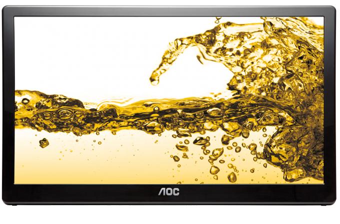 AOC ve Hardware Plus'tan muhteşem bir hediye; AOC E1659FWU USB monitör!