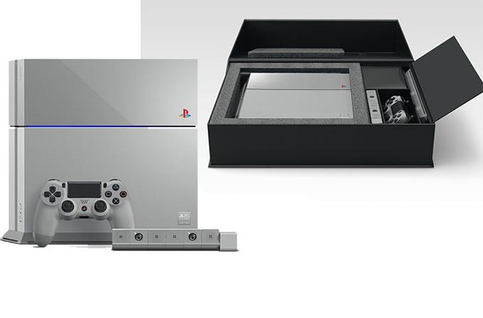 PS4 20th Anniversary Edition'ı ikinci el mağazasında satan çılgın!