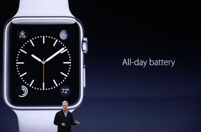 Apple Watch'un en zayıf noktası: pil ömrü