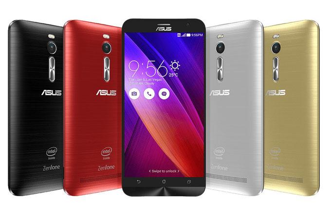 ASUS Zenfone 2 satışta