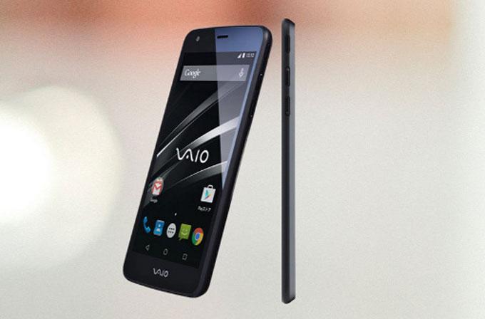 VAIO markalı ilk telefona merhaba deyin