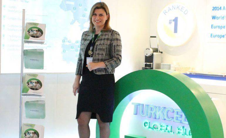Turkcell Global Bilgi Avrupa Çağrı Merkezi Fuarı'nda
