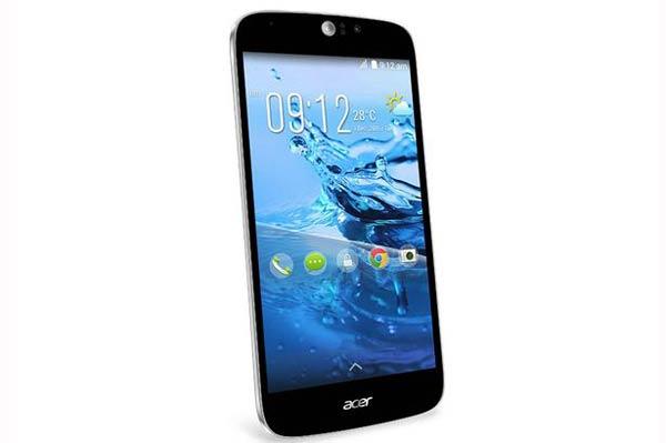 Standart telefon sekmesinde üstün özellikler; Acer Liquid Jade Z