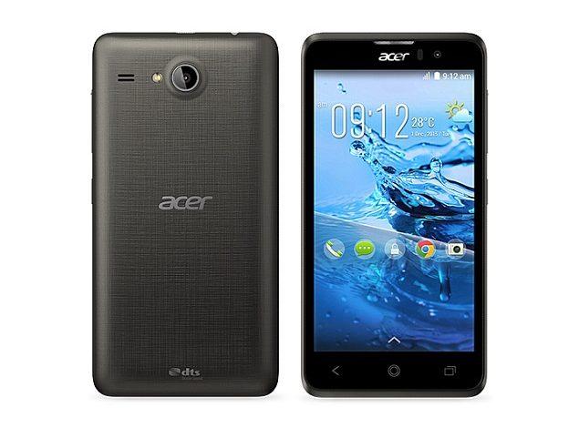 Acer'ın bütçe dostu orta segmenti; Acer Liquid Z520