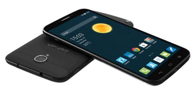 Bir Cyanogen OS 11'li telefon da Alcatel'den geldi