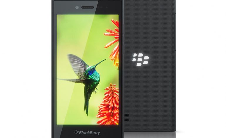BlackBerry'den MWC 2015 sıçrayışı; BlackBerry Leap