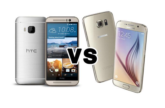 HTC One M9'da olup Samsung Galaxy S6'da olmayan özellikler