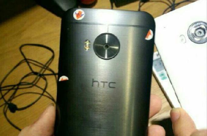 HTC One M9 Plus görüntülendi
