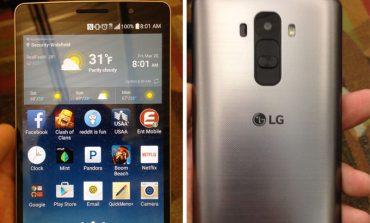 LG G4 ilk kez görüntülendi!