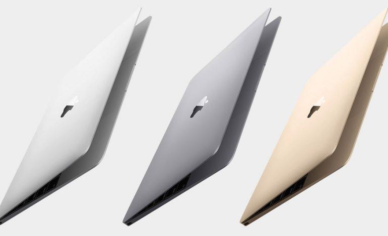 Apple tek USB girişli yeni MacBook'unu tanıttı