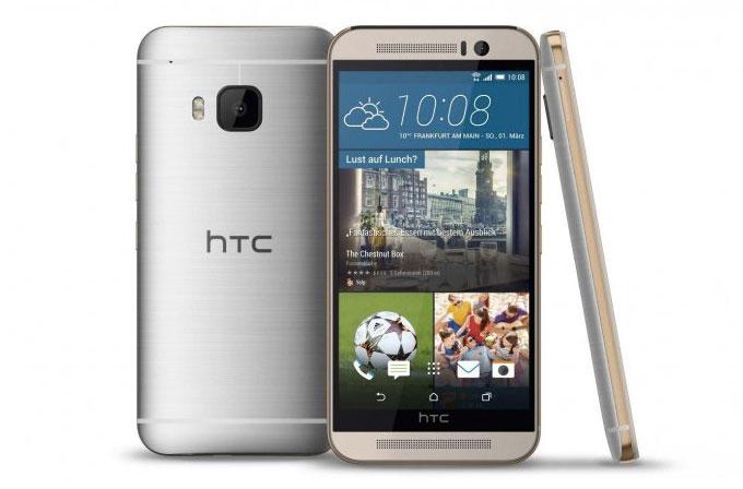 HTC One M9, 19 Mart'ta satışta