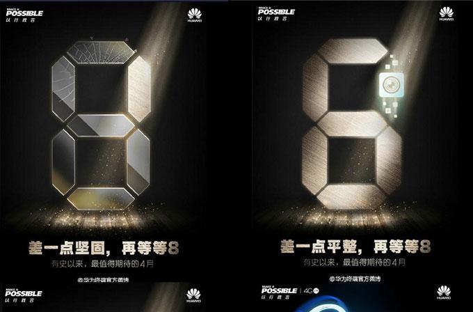 Huawei, Ascend P8 hakkında ipuçları veriyor