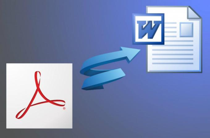 PDF dosyasını nasıl Word dosyasına çeviririz?