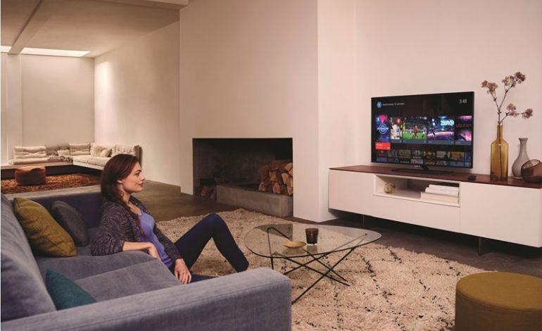 2015 Philips Smart TV serileri oyun, eğlence ve akıllı evlerin merkezi olacak