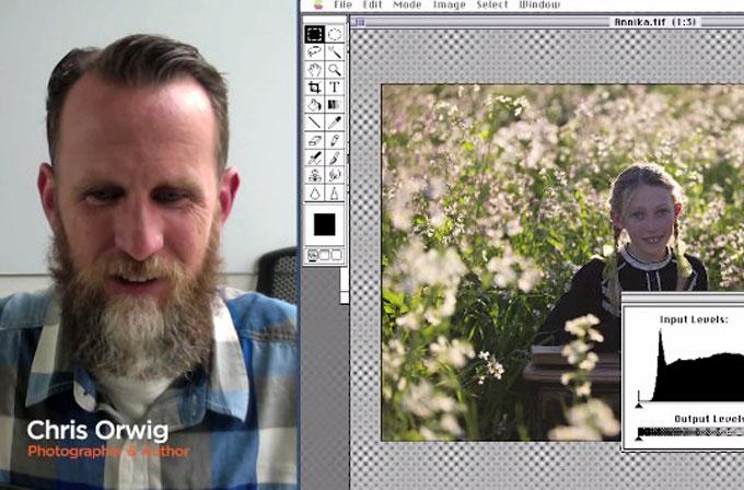 Photoshop ustalarının Photoshop 1.0 ile imtihanı
