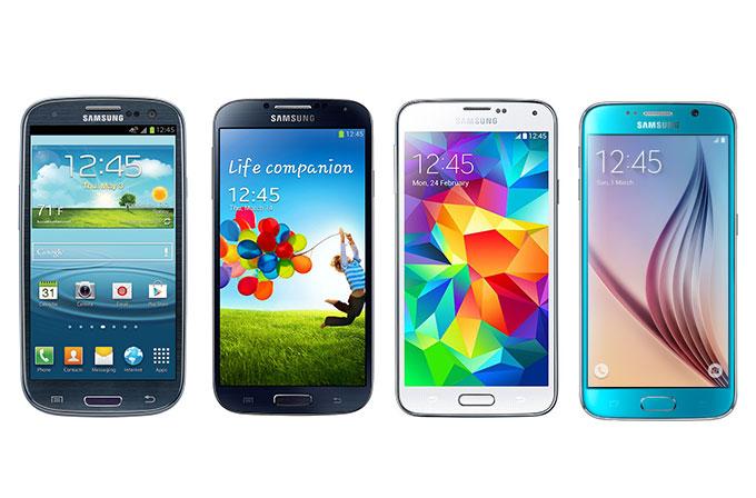 Samsung Galaxy serisinin Türkiye fiyat karşılaştırması