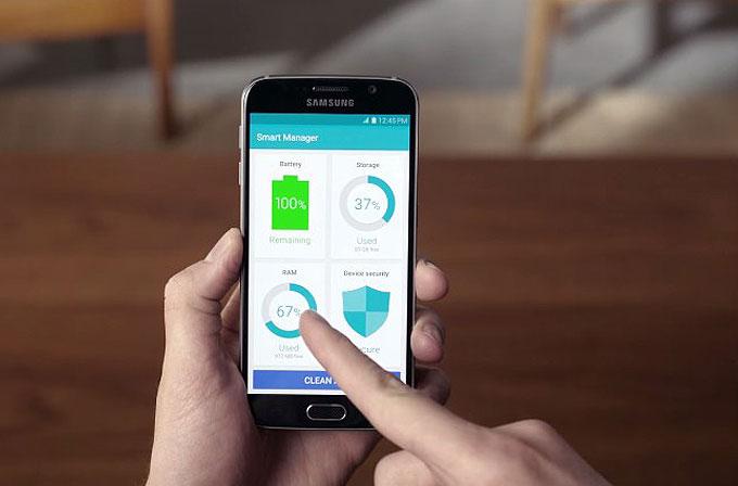 Samsung'dan Galaxy S6 ve S6 Edge'in özellikleri için yeni video