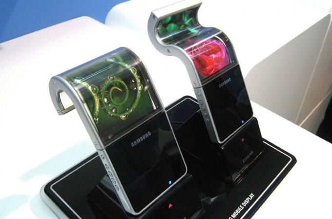 Samsung'tan katlanabilir akıllı telefon geliyor