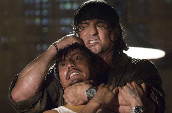 Sylvester Stallone filmlerinde kaç kişi ölmüştür?