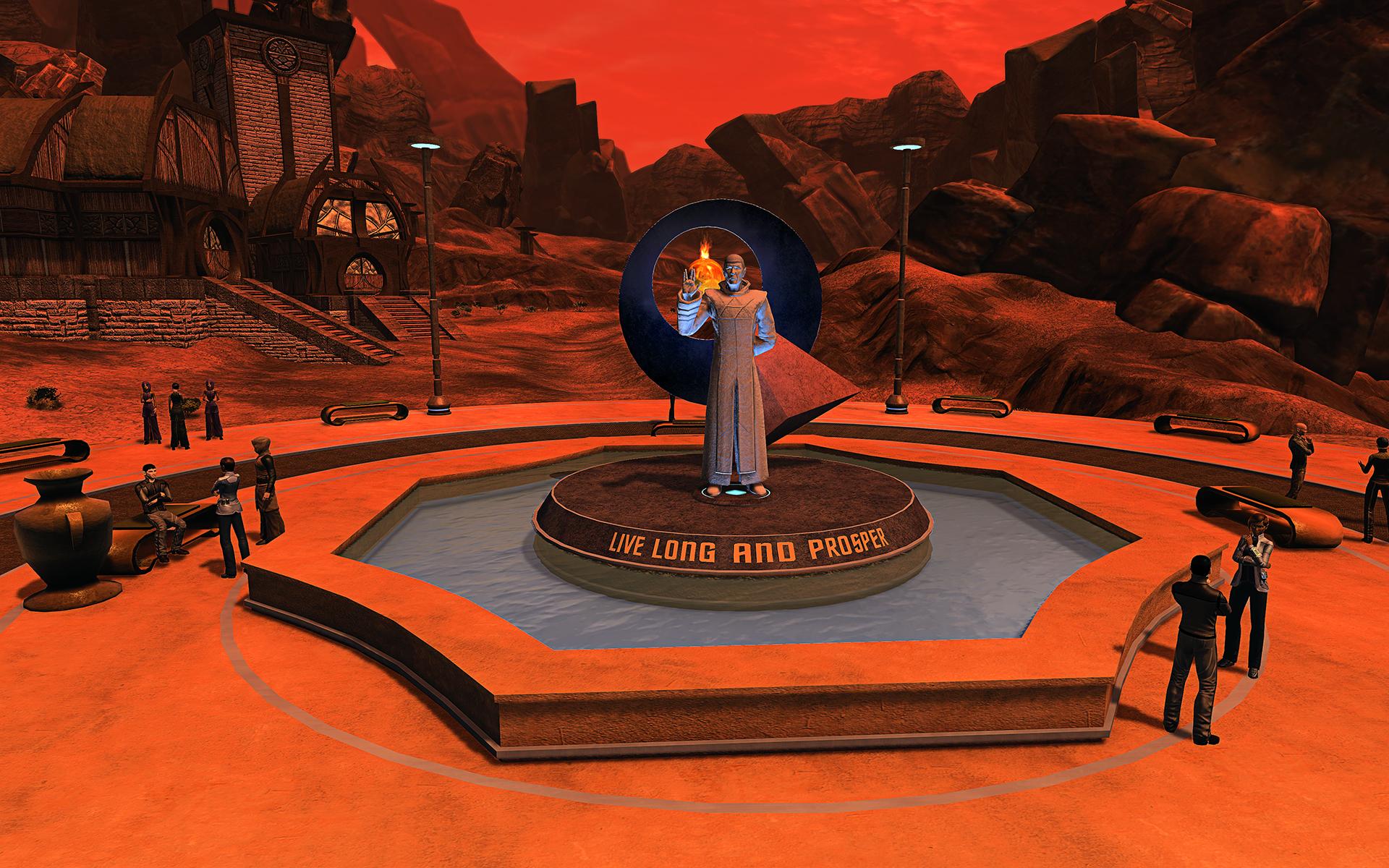 spock memorial