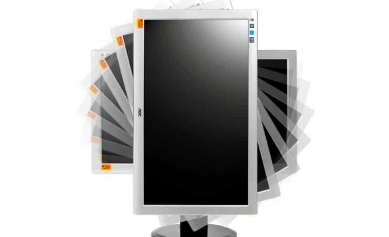 Sağlık, konfor ve verimlilik: AOC'nin ergonomik bilgisayar ekranları bireye odaklanıyor