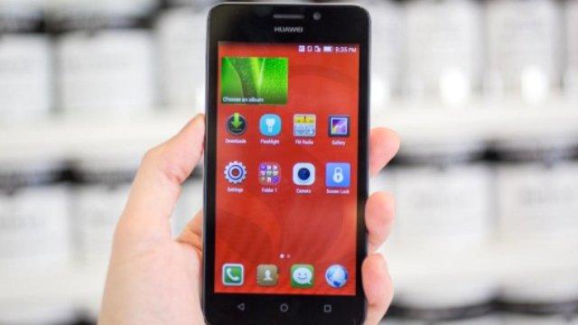 Huawei, MWC 2015'e giriş seviyesi telefonu Y635 ile geldi