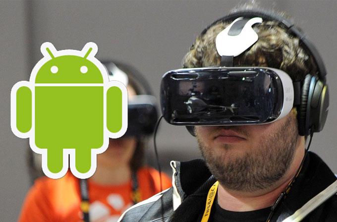 Google, sanal gerçeklik için Android üzerinde çalışıyor