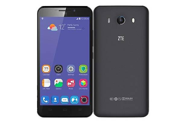 ZTE'den retina tarayıcılı bir telefon; ZTE Grand S3