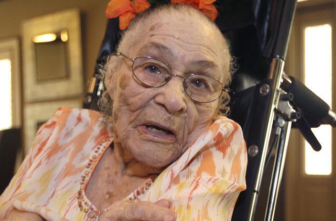 Dünyanın en yaşlı insanı, doğum gününe Obama'nın katılmasını istiyor