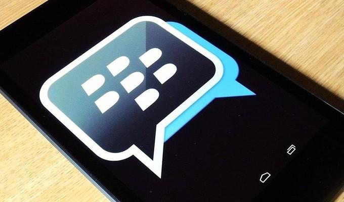 BlackBerry Messenger, WhatsApp ve Instagramı geçti