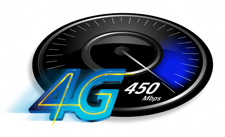 Türkiye'de 450 Mbps 4G hızını ilk kez Turkcell test etti