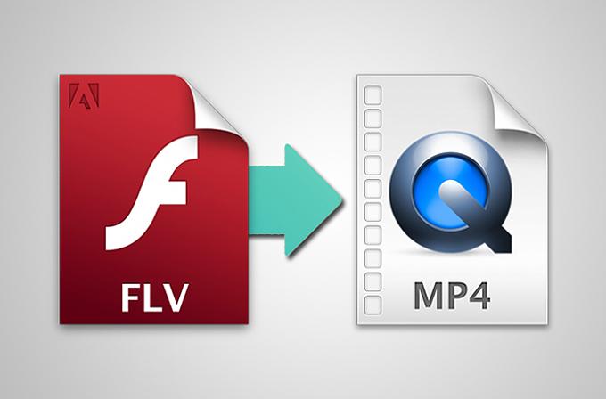 FLV uzantılı video nasıl MP4 formata çevrilir?