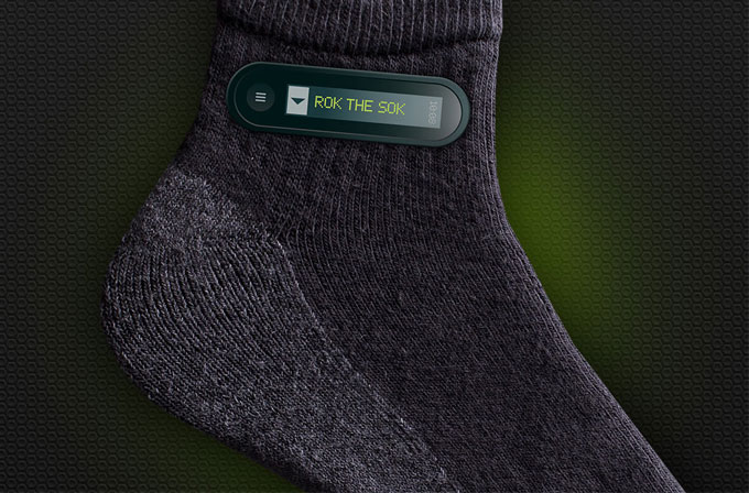 """HTC'nin 1 Nisan şakası: """"Dünyanın ilk akıllı çorabı"""""""