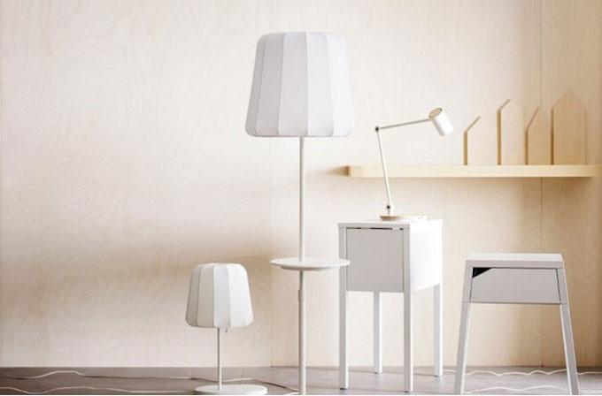 IKEA'nın wireless şarj destekli mobilyaları bu ay satışa çıkıyor