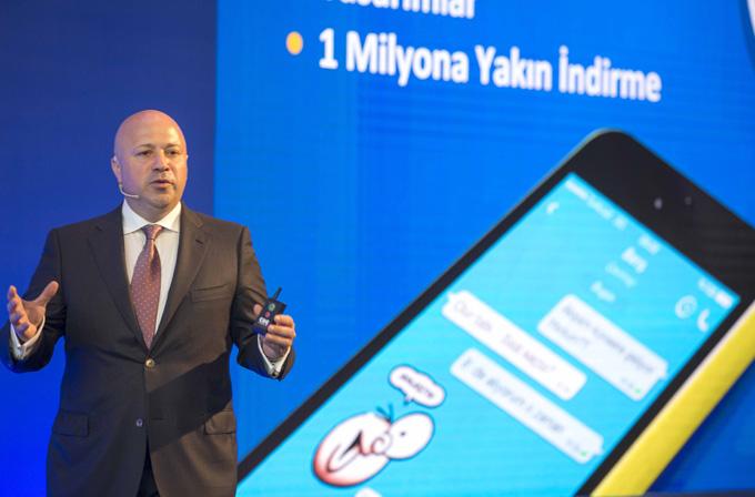 Hızlı internet ile Turkcell, ilk çeyrekte rekor kırdı