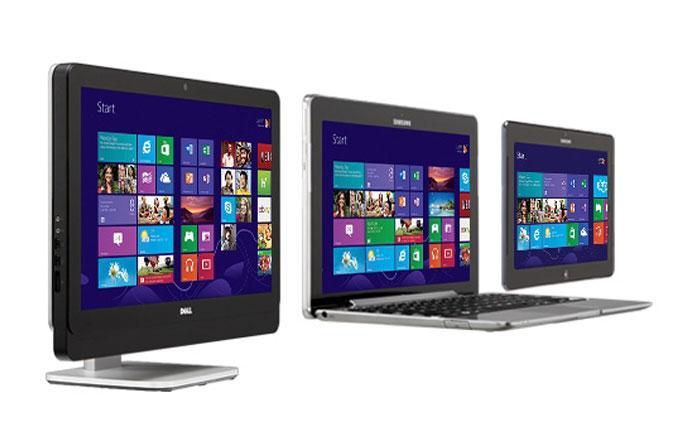 PC satışları bu çeyrekte son 6 yılın en kötü sonuçlarına sahip