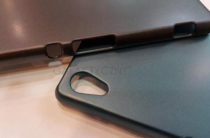 Xperia Z4'ün kılıfı internete sızdı