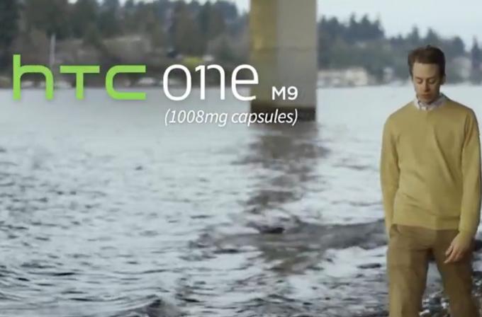 HTC'den hem Samsung hem Apple'a göndermeli video