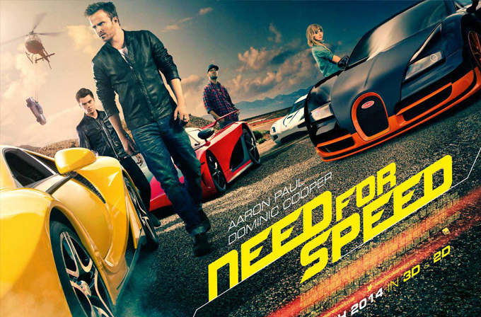 Need for Speed için devam filmi gelebilir