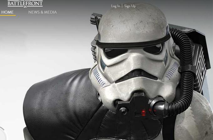 Star Wars Battlefront'un çıkış tarihi sızdı