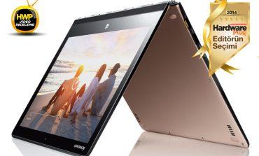 Lenovo Yoga 3 Pro İncelemesi