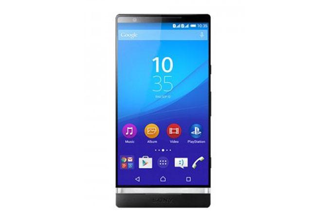 Sony'den 4,240mAh'lik bataryaya sahip bir akıllı telefon geliyor