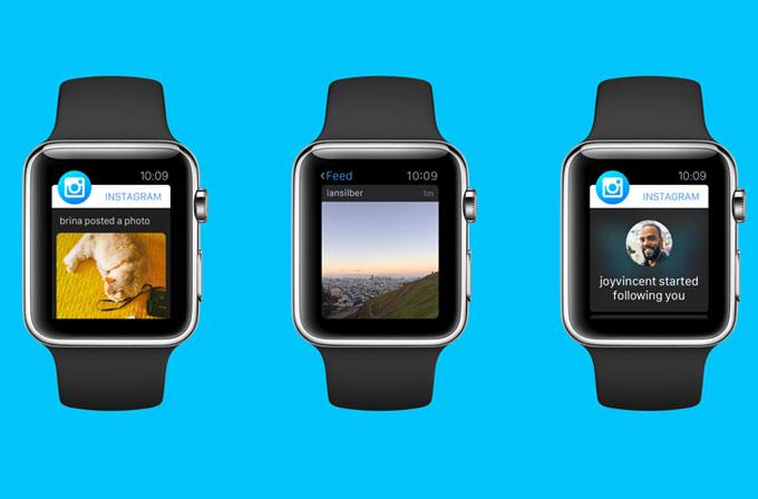 Apple Watch'a Instagram uygulaması geliyor