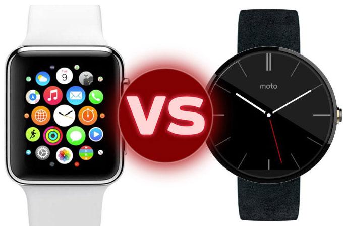 Apple Watch, Android Wear'ın 1 yıllık satışını sadece 1 günde yaptı