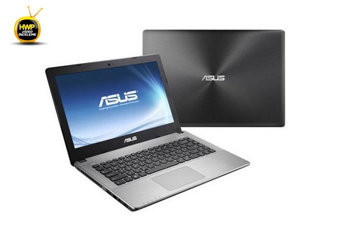 ASUS X550ZE İncelemesi