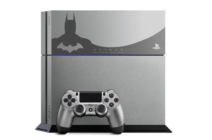 Sony'den Batman: Arkham Knight'a özel PS4
