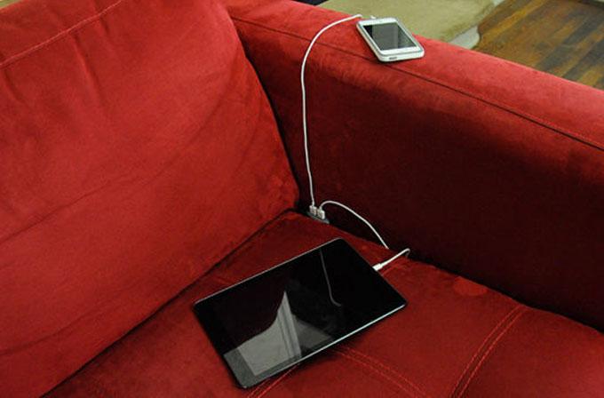 Kanepenizde USB portu olsun ister miydiniz?