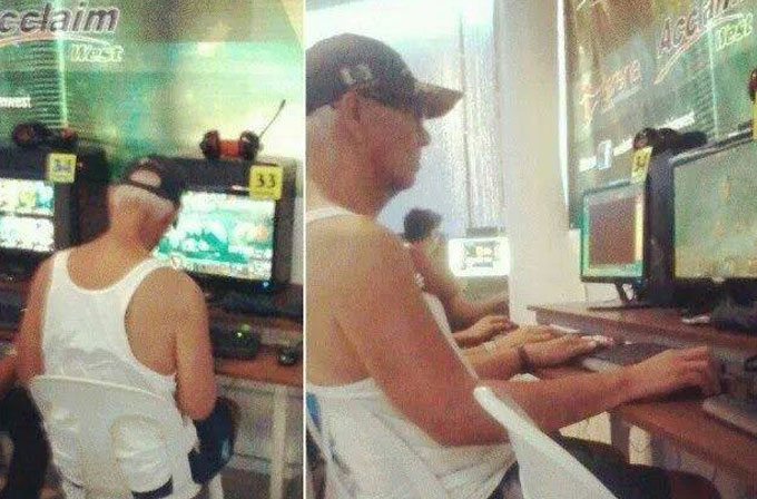 66 yaşındaki adam, sağlığı için DotA 2'ye başladı